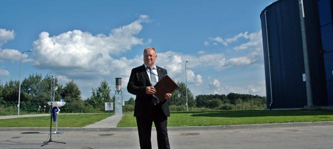Pokalbis su Dzūkijos vandenų direktoriumi R. Žaku