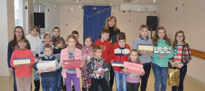 Alytaus socialinių paslaugų centro vaikams – dovanėlės iš Ročesterio