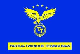 Tvarkos ir teisingumo partijai pareikšti įtarimai