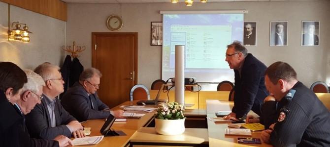 Saugaus eismo komisija: saugesnės perėjos ir nauji kelio ženklai