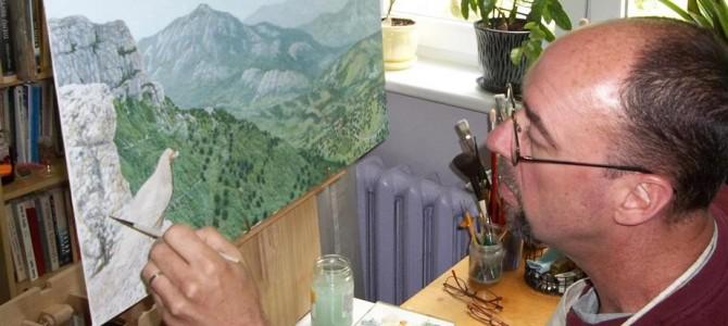 Parodoje – laukinės gamtos inspiruoti paveikslai