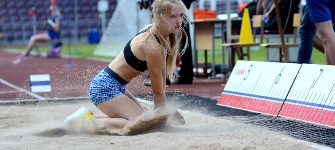 Alytaus miesto stadione paaiškėjo stipriausi Lietuvos jaunių lengvosios atletikos sportininkai