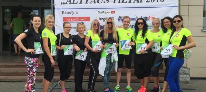 Vicemeras dėkoja pusmaratonio organizatoriams