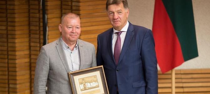Alytaus miesto savivaldybė apdovanota už alternatyvių energijos šaltinių daugiabučių renovacijoje skatinimą
