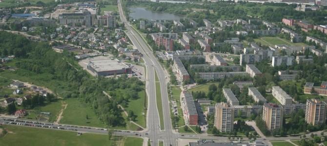 Alytaus gatvių ilgis – per pusantro šimto kilometrų: kuri jų ilgiausia, trumpiausia, seniausia?