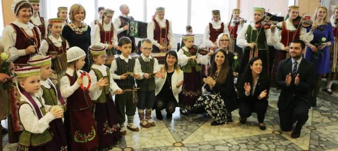 Lietuvos ir Izraelio draugystės 25-metį įprasmino spalvinga alytiškių paroda