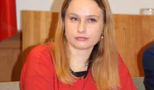Darbą pradėjo nauja Alytaus miesto tarybos narė