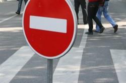 Informacija apie eismo sustabdymą
