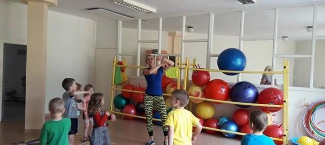 Nauja sportinė įranga vaikų darželiuose – didesnės galimybės vaikų sveikatos gerinimui