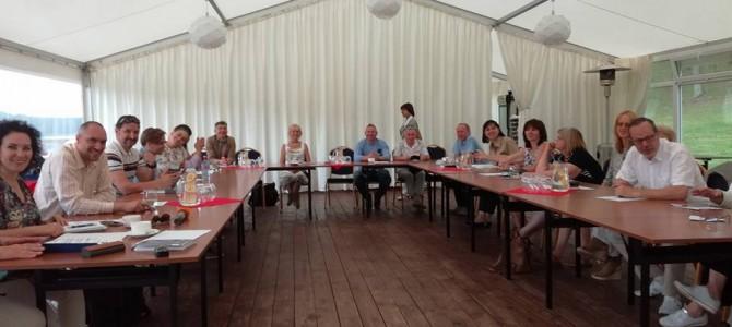 Žurnalistų kvalifikacijos kėlimo seminaras