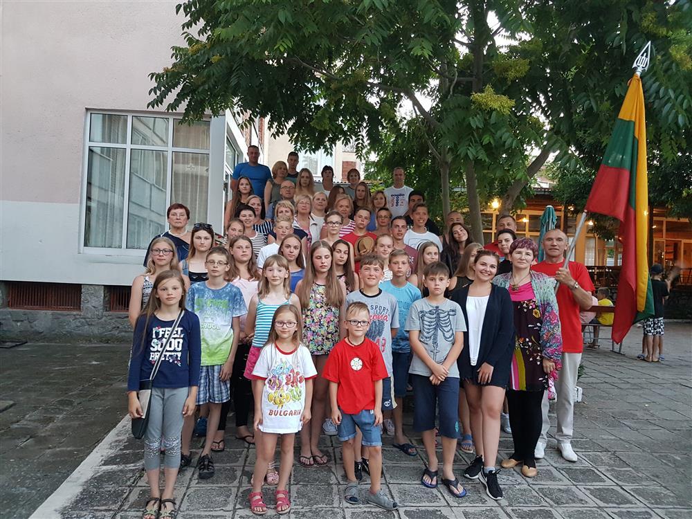 5-  Tautiška giesmė skambėjo ir Bulgarijoje