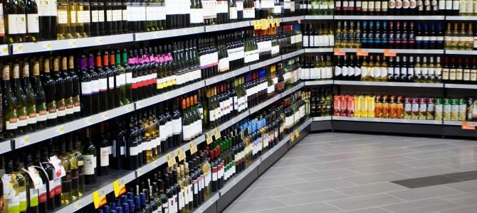 Padidintas akcizas alkoholiui duoda gerą rezultatą