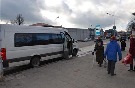 Koks bus viešasis transportas Alytuje 2018 metais?