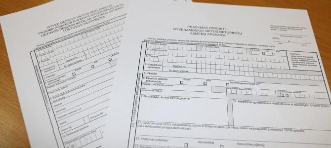 Aktuali informacija gyvenamosios vietos neturinčių asmenų apskaitoje esantiems alytiškiams