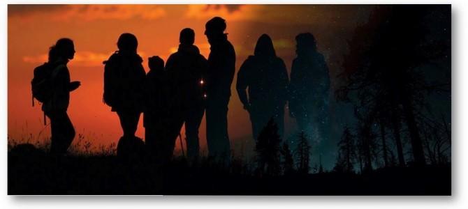 Patyriminis žygis partizanų takais – tamsoje ir bet kokiu oru