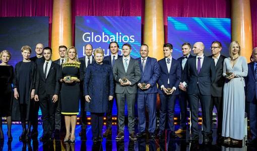 Globalios Lietuvos apdovanojimai – sugrįžusiems ir dirbantiems Lietuvai
