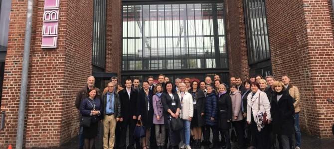 Alytaus kolegijos vadovaujamo tarptautinio aukštųjų mokyklų projekto dalyviai rinkosi Lilije ( Prancūzija)