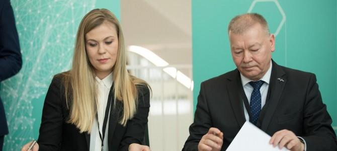 """Savivaldybė, bendradarbiaudama su VšĮ """"Blockchain centre Vilnius"""", sieks viešojo sektoriaus procesų skaidrumo"""