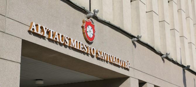 Alytaus miesto savivaldybės administracija skelbia viešąjį prekių aukcioną