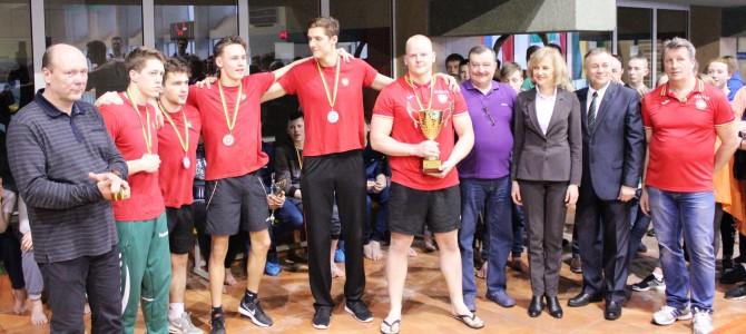 Alytaus kanupolininkai iškovojo du sidabro ir vieną bonzos medalį