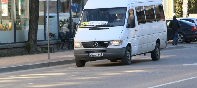 Naujų viešojo transporto autobusų ir mėnesinių bilietų alytiškiams teks palaukti dėl tiekėjų skundų