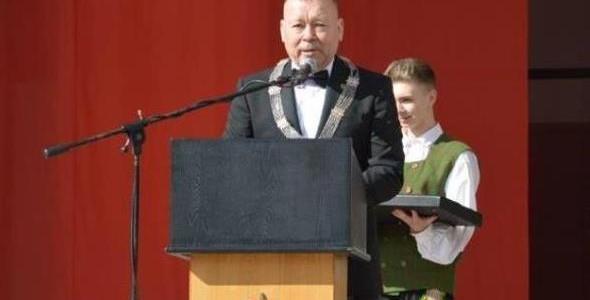 Vytautas Grigaravičius – tarp populiariausių šalies merų