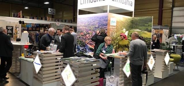 Alytaus kraštas pristatytas Latvijoje ir Estijoje