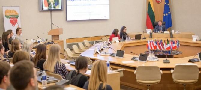 """Vyriausybėje pristatyti """"Kurk Lietuvai"""" programos rezultatai"""