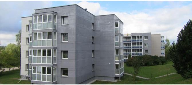 Renovacija: didžioji dalis daugiabučių bus atnaujinama kvartalais