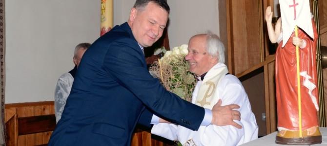 Alytaus rajono garbės pilietis mini 55-erius kunigavimo metus