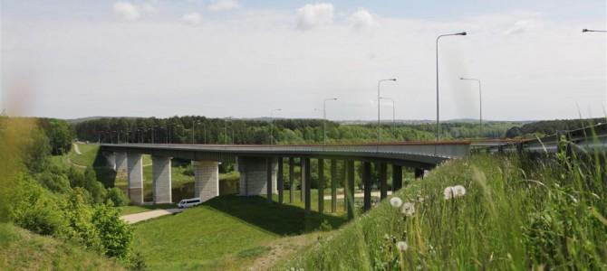Ant Lietuvos tūkstantmečio tilto – nusileidimo su virvėmis pratybos