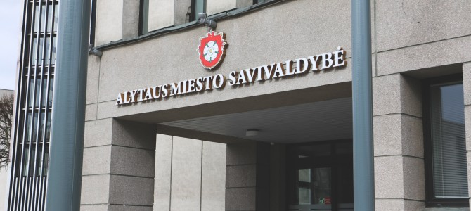 Alytaus miesto savivaldybės administracija skelbia nereikalingo savivaldybės  turto pardavimo viešąjį prekių aukcioną