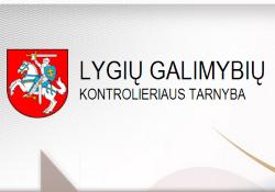 Tyrimo apie lyčių lygybės politikos įgyvendinimą Lietuvos savivaldybėse rezultatai. Gerieji Alytaus miesto savivaldybės pavyzdžiai