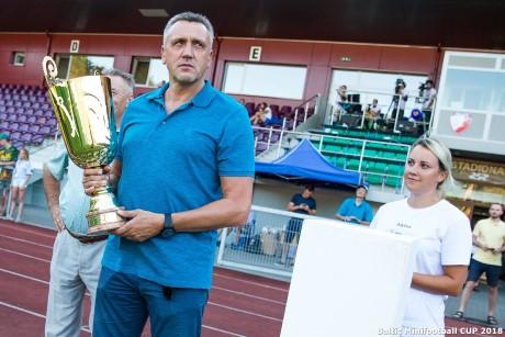 """V.Ivanauskas """"Alytaus stadionas yra idealus ir tikra retenybė Lietuvoje"""" (2)"""