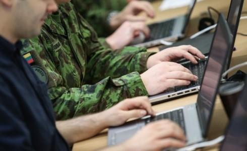 Vyriausybė patvirtino Nacionalinę kibernetinio saugumo strategiją