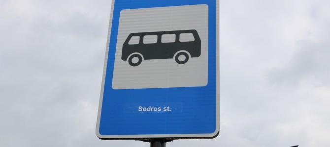 Dėl techninių kliūčių autobusų maršrutai Nr. 20 ir Nr. 20A iki 2018-08-31 nekursuos