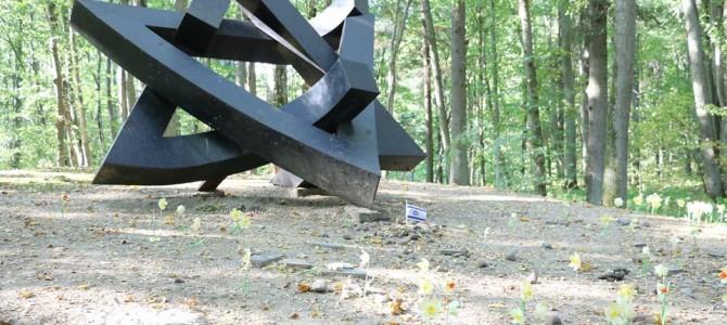 Prasmingai paminėta Lietuvos žydų genocido diena