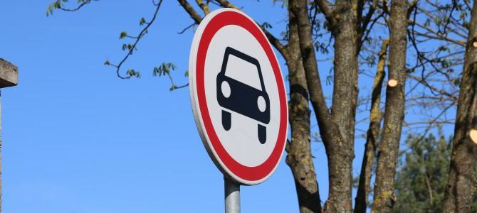 Laikinai bus ribojamas transporto eismas