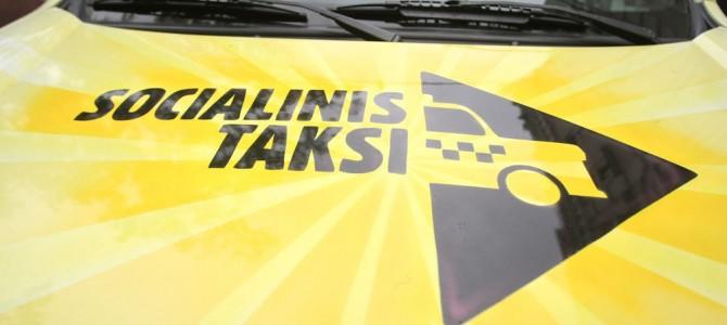 Socialinio taksi diena Alytuje