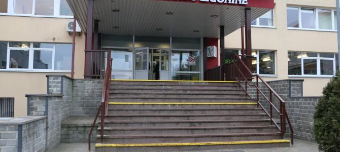 Išnuomojamos negyvenamosios patalpos, esančios Ligoninės g. 12, Alytuje