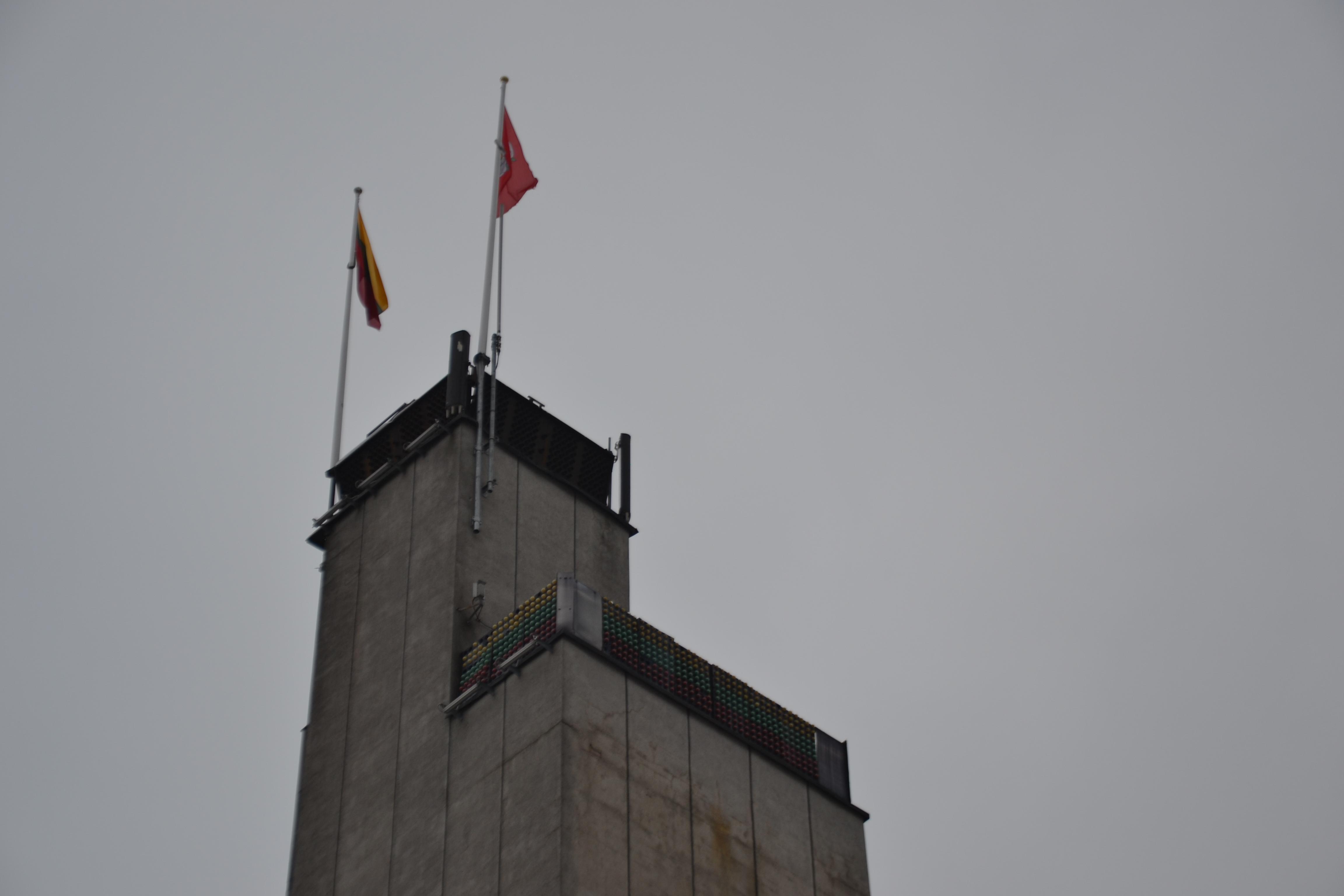Rotušės a. bokštas 003