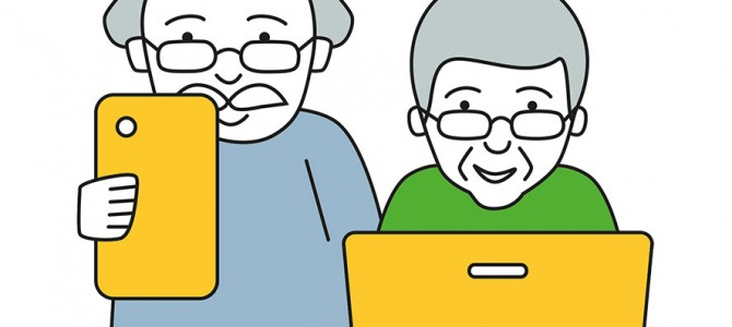 """Kviečiame senjorus į akcijos """"Senjorų dienos internete 2018"""" renginius"""