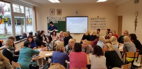 LL3 projekto Efektyvių metodų mokėjimo mokytis kompetencijai tobulinti mokymai (1)