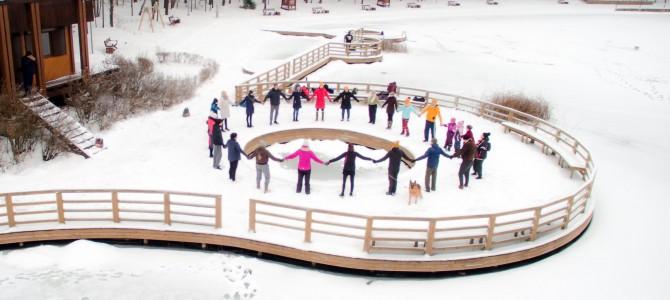 Kvietimas dalyvauti Sausio – 1 osios ledinėse maudynėse