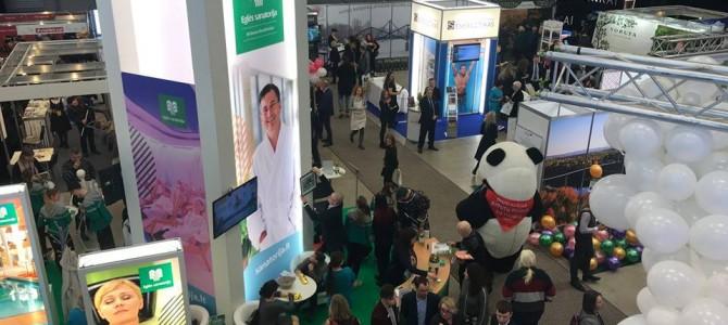 Alytaus turizmo informacinis centras dalyvavo tarptautinėje parodoje