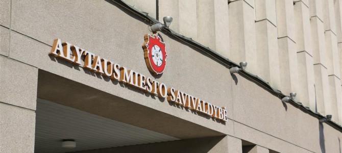 Rytoj Alytaus miesto savivaldybės taryba tvirtins 2019 m. biudžetą