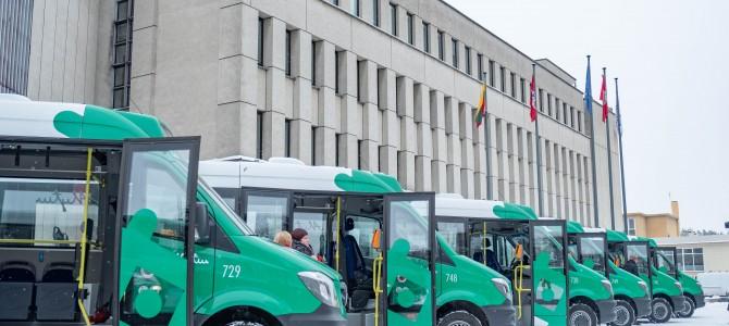 Nuo vasario 1d. – pakeitimai Alytaus autobusų maršrutų grafikuose