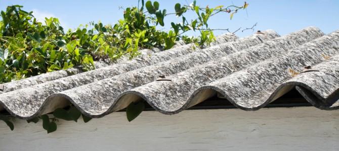 Galimybė atsikratyti asbesto atliekomis
