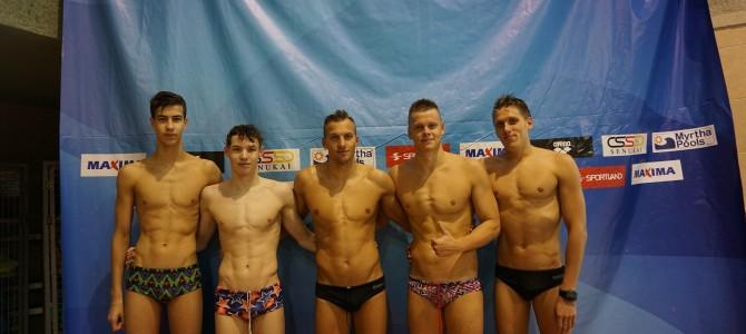 Garsūs Lietuvos plaukikai varžysis Alytuje