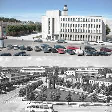 Alytaus Rotušei – 30 : miesto centro pokyčiai istorikų ir architektų akimis